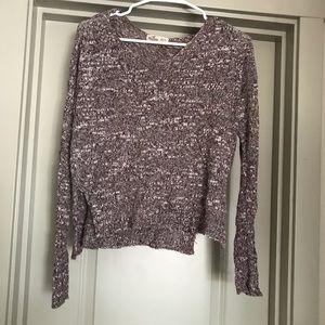 Multicolor Hollister Sweater